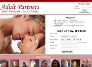 AdultPartners.co.za Review