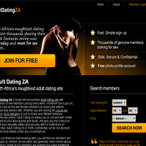 Adult Dating ZA Review