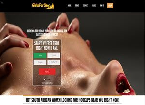 GirlsForSex.co.za Review